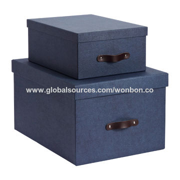Cardboard Folding Storage Box China Cardboard Folding Storage Box