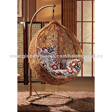 Rattan Swing Chair China Rattan Swing Chair