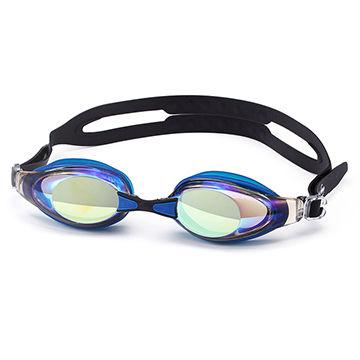 f15277f3fa China Prescription swimming goggles adult anti fog swim goggles on ...