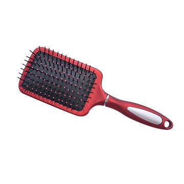 Natural Different Colors Wooden Bristle Hair Brush/Hair