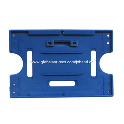 id card holder china id card holder - Plastic Id Card Holder