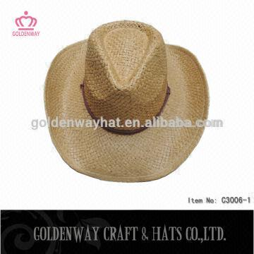 80fea1b0 walmart china wholesale straw cowboy hats | Global Sources