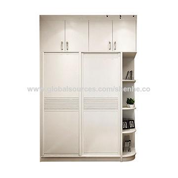 Sliding Door Wooden Almirah Designs Wardrobe Small Closets With Doors Global Sources