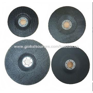 China Fiberglass backing pad for fiberglass grinding wheel, model T27 T29, external diameter of 50-180mm
