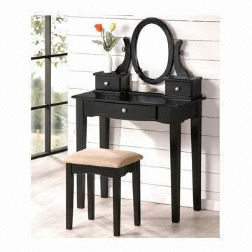 China Dressing Table (Vanity Set), Sized 36 X 20 X 30 Inch