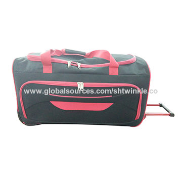 43e79815ad0 China Trolley bag from Shanghai Wholesaler: Shanghai Twinkle Import ...