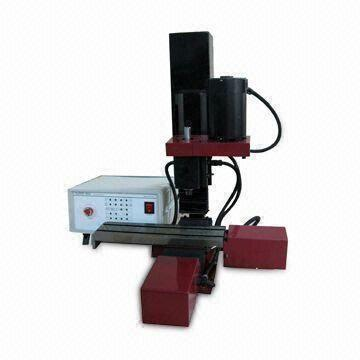 Mini CNC Milling and Drilling Machine with 1 5N Stepping Motor and
