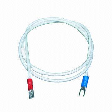 china silicone fiberglass wire harness