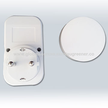 China P1 high-end self-powered remote control socket with no wire and no battery, from Shandong, China