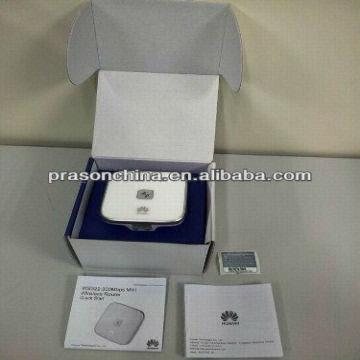 Huawei Media Router(3in1) Ws322 300mps (wireless Router