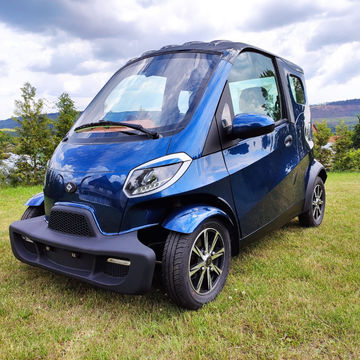 China 4 Seats High Speed Eec Coc Certificate L7e Electric Car 7 5kw Power Electric Vehicle On Global Sources 4 Seats Car 4 Wheel Electric Vehicle Eec Car