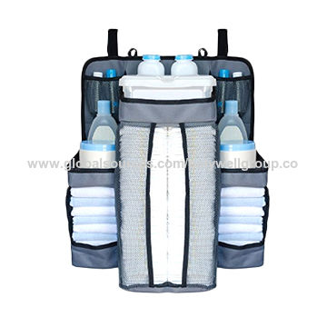 China Diaper Organizer For Hanging Baby Essentials From Quanzhou