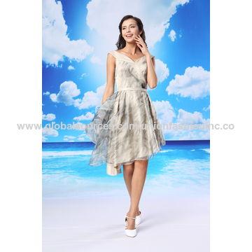 China Evening Dresses from Zhongshan Manufacturer: Union Fashion ...