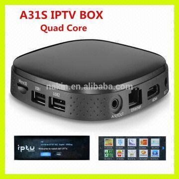 IPTV box i6s i6s Quad Core Android box+ APK or APK