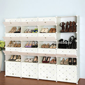 China 2016 Modern Design Modular Cube Storage System Living Room Shoe Rack  ... Part 14
