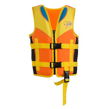 8aeb03e3b8fc9 China Youth's neoprene swimming life jacket on Global Sources