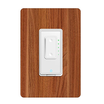 China Wi-Fi Smart Light Electric Switch with US,App Remote