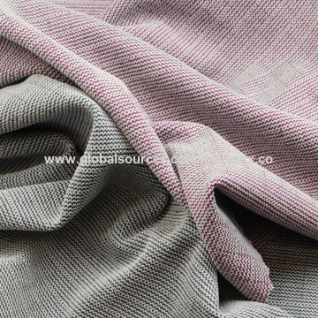 Wicking/Anti-bacterial Pique Fabric Made of Poly and Spandex