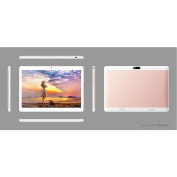 China 9.6'' IPS 3/4G MTK8735 Dual-SIM Android 7.0 Tablet PC