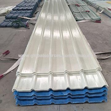 Frp Fiberglass Skylight Corrugated Gel Coat Roof Panel Global Sources