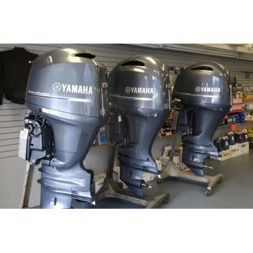 Hong Kong SAR SLIGHTLY USED YAMAHA OUTBOARD MOTOR ENGINE
