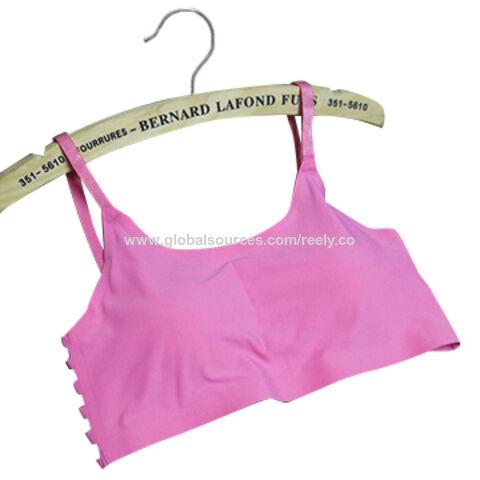 a16e6b5b47870 China One piece sports bra Ice silk bra breathable sports bra with ...