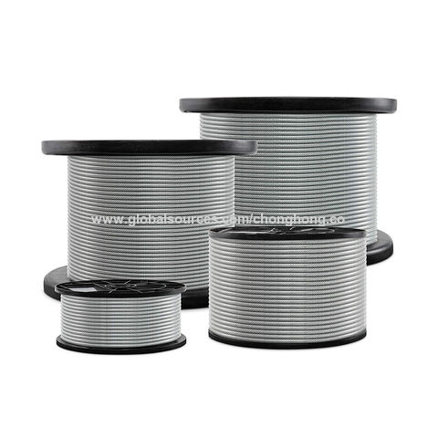 Brilliant China 7X7 7X19 Plastic Jacket For Wire Rope From Chongqing Trading Wiring Cloud Oideiuggs Outletorg