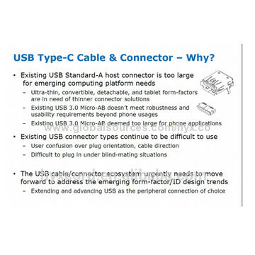 USB Type C Male to Male USB 3.1 Fast Charge & Data Transfer - [Compare to Apple USB-C Charge Cable]