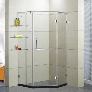 Diamondoid Outside Sliding Door Shower Room, Available in Two ...