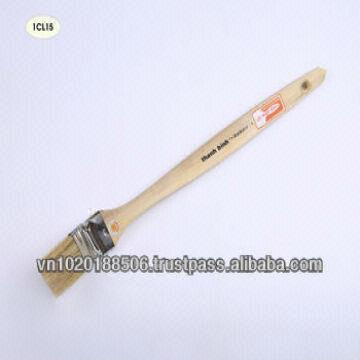 1cl15 Radiator Wooden Long Handle Paintbrush 1 1/2