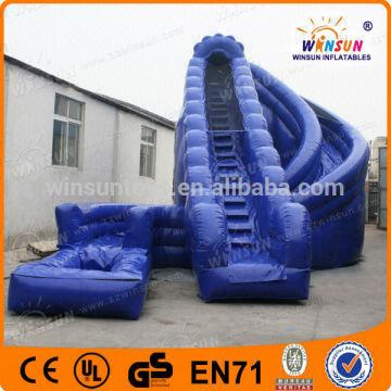 China Ideal High Quality Hot Inflatable Water Slide Clearance