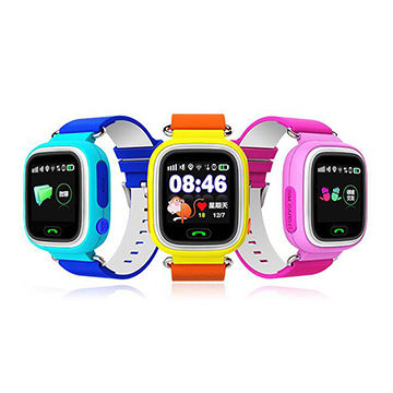 China Best seller Q80 kids' smart watch with 1 22