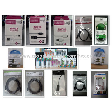 MFI Certified Factory USB 8 Pin Data & Charger Cable