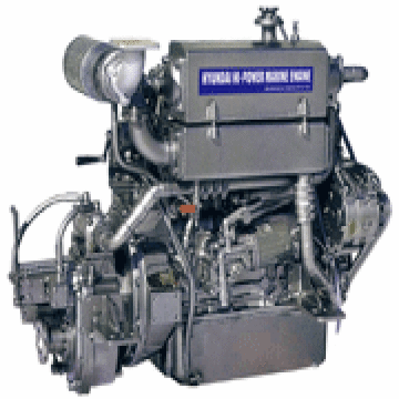 Marine diesel engine for boats/speed boats/fishing vessels