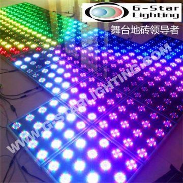 led interactive dance floor led dance floor stage light led lights