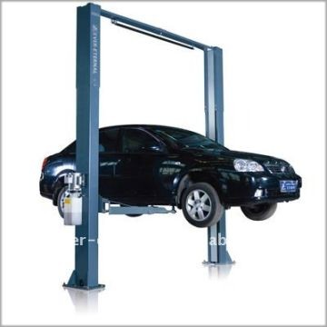 Car Lift Car Lift Clear Floor Two Post Lift Ee 38l Global Sources