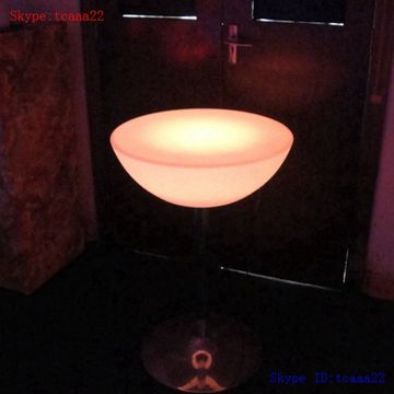 ... China Led Light Up Outdoor Furniture/led Light Furniture/led Bar Table