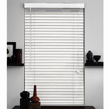 Real Wood Window Blinds Brings the Natural Beauty of Wood into