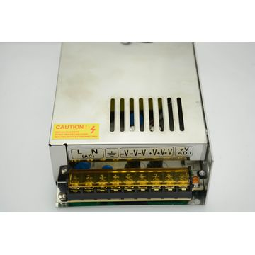 China LED Power Supply, 12V/25A/300W, Indoor Installation