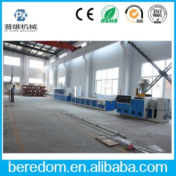 China Pvc Pe Pp Wpc Window Door Trunking Profile Extrus