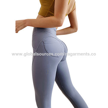 China Workout Leggings Fashion Girls Yoga Pants Fitness Stretchy Yoga Tight On Global Sources