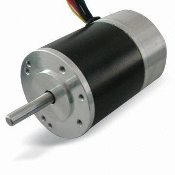 12V DC Brushless DC Motor with 40W Power, Long Lifespan, and