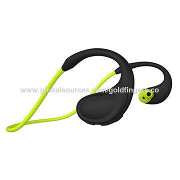 Bluetooth Headphone Handsfree Calls For Iphone Samsung Lg Htc Motorola Ipad Black Global Sources