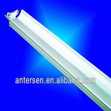 T5 Batten Fluorescent Light Fixture for Double Tubes with Reflector ...