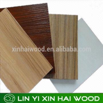 Ordinaire ... China QINGDAO Port Ecological Melamine Plywood/Furniture Backing Board  Plywood