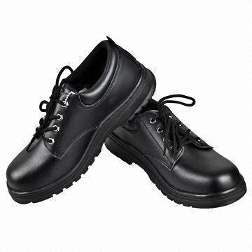 563a32b497b5e7 China Black Safety Shoes w/ Stylish Design, Comfortable Wearing, Durability  Property, OEM