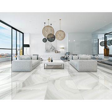 China Luxury Stone Flooring Light Grey Agate Marble Tiles on Global ...