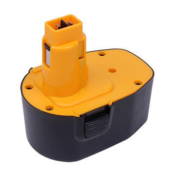14.4V 14.4 Volt Battery works with DeWalt DW991K-2 DW906 DC9091 DW9091 2.0Ah
