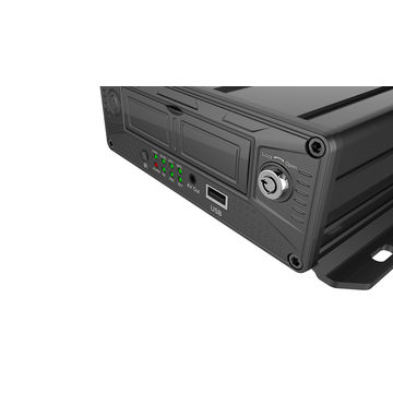 China Best 8 Channel AHD HDD mobile DVR with GPS, 3G/4G, WIFI for vehicle CCTV system.