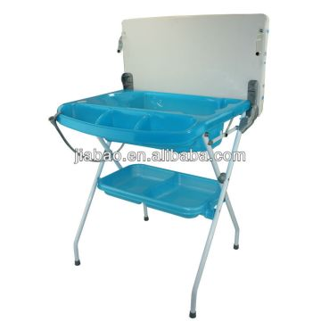Infant Bathtubs - baby bath station changing table bath with ...